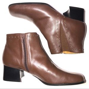 MADALINE ANKLE BOOTS